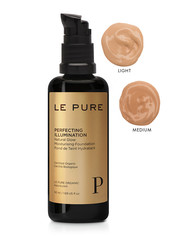 LE PURE Perfecting Illumination hydratační makeup 50ml