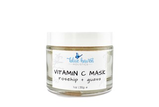 Blue Haven Vitamin-C Clay Face Maska