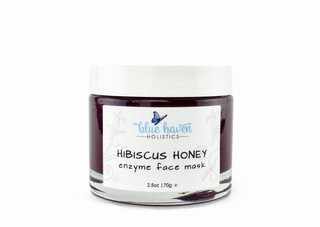 Blue Haven Hibiscus Honey Enzyme Face Maska 70g