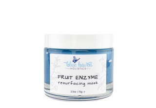 Blue Haven Fruit Enzyme Resurfacing Face Maska 70g